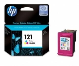 Картридж HP 121 цветной