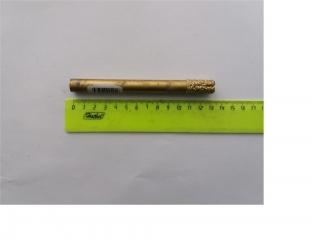 Фреза по мрамору концевая D =10 L=130 с вакуумным напылением